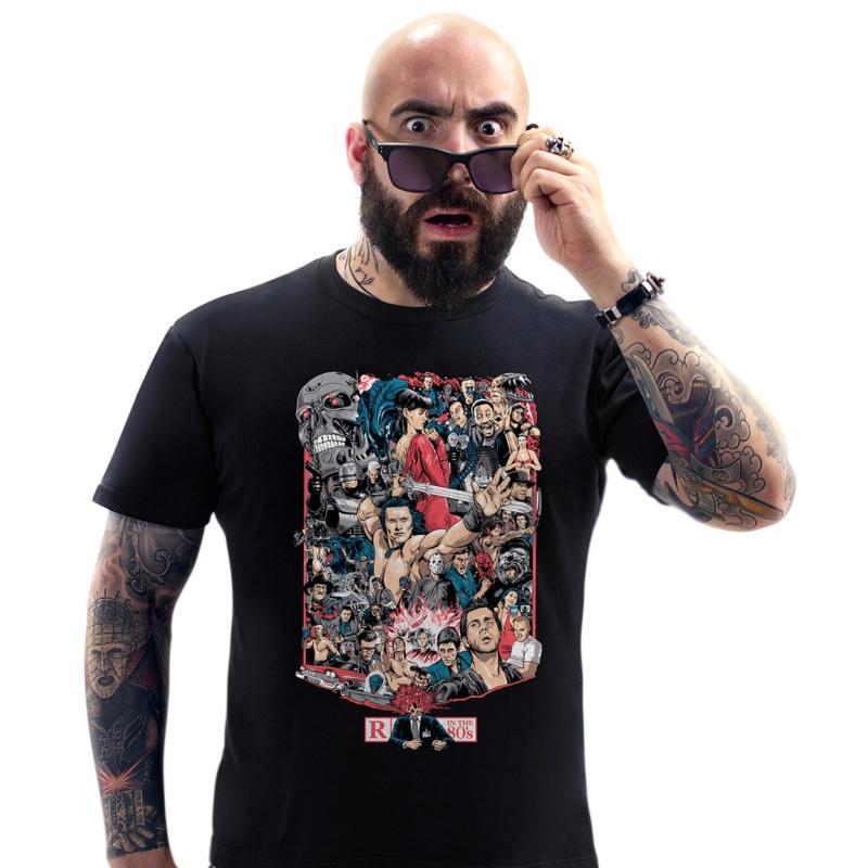 Camiseta 80's Blow Up