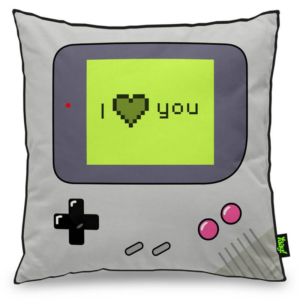 Almofada Decorativa Gamer Boy - I Love You