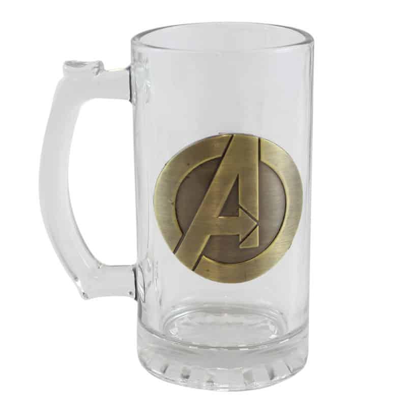 Caneca Logo Avengers
