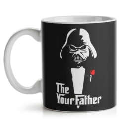 Caneca Criativa The your Father