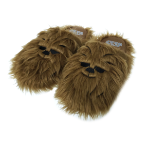 Chinelo 3D Chewbacca