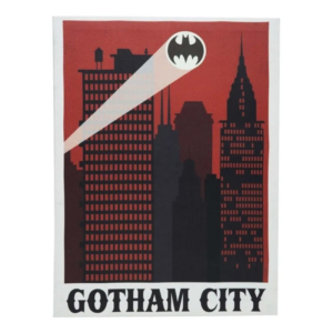Quadro Batman Gotham City - DC Comics