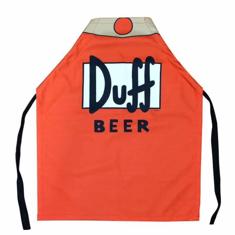 Avental Lata Cerveja Duff - Simpsons