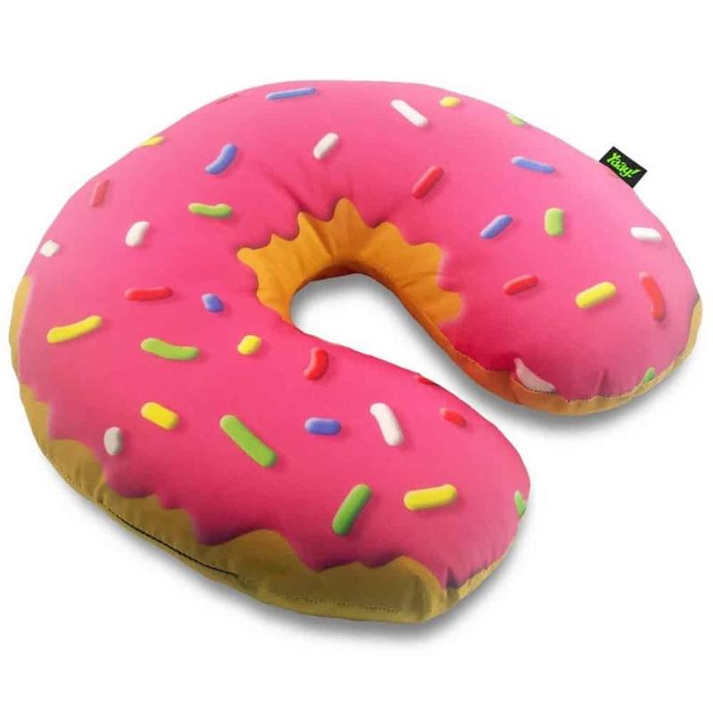 Almofada de Pescoço Donut