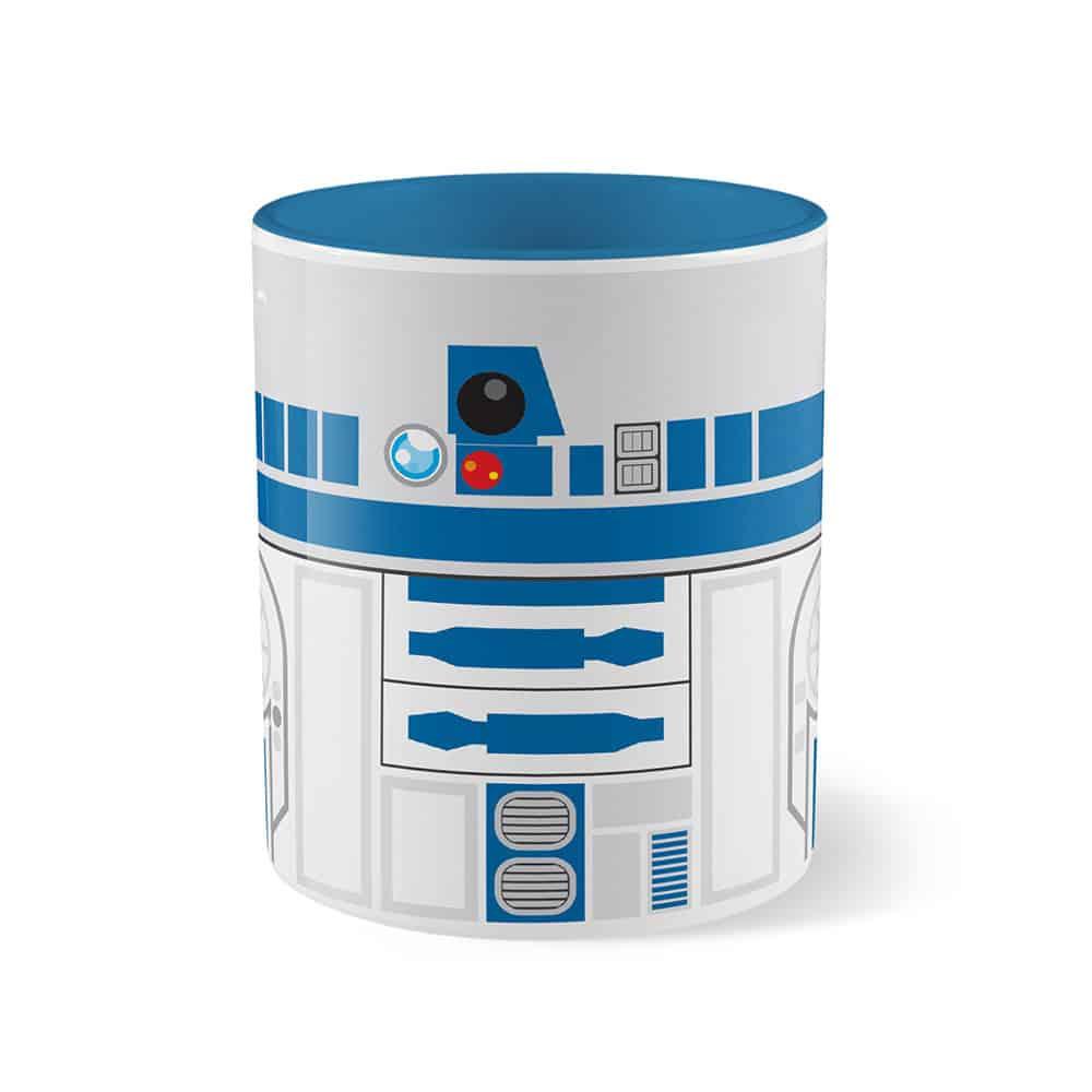 Caneca Dróide R2