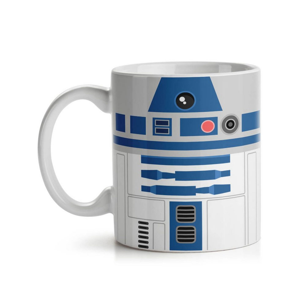 Caneca Faces Droid R2
