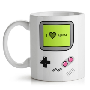 Caneca Game I Love You