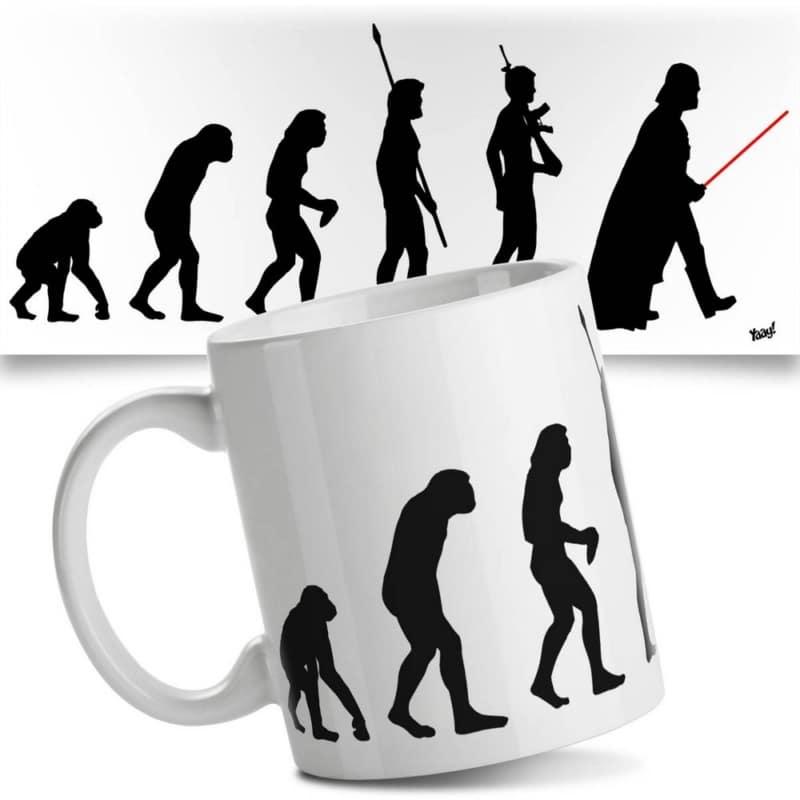 A evolução definitiva da humanidade