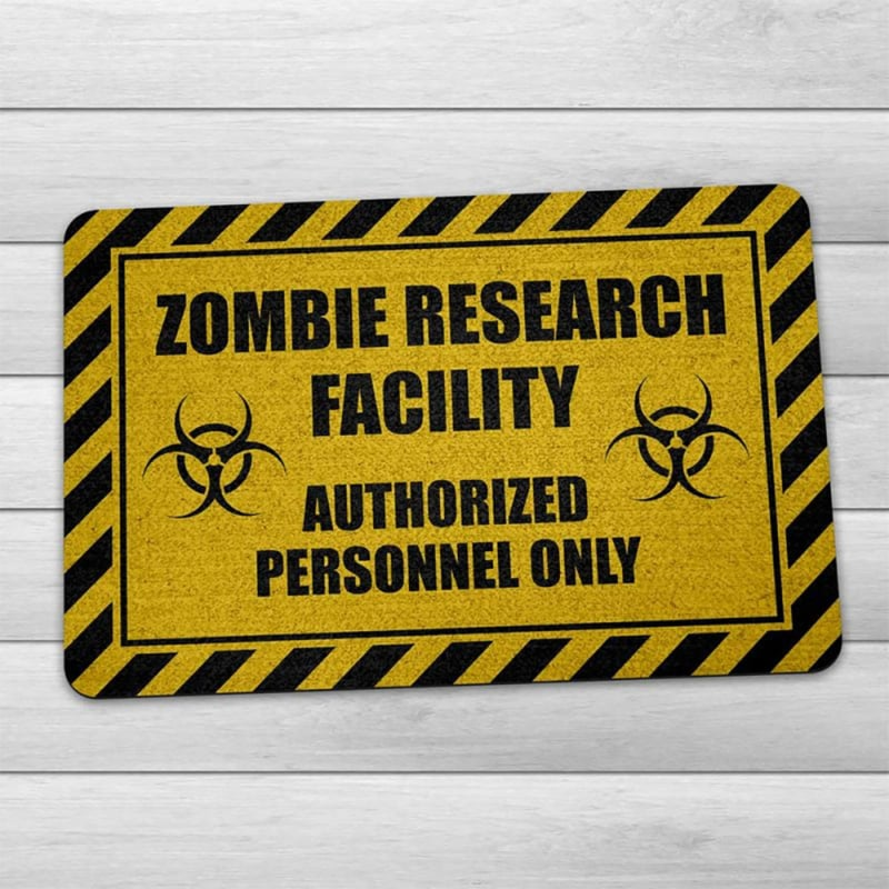 Capacho Ecológico Zombie Research Facility