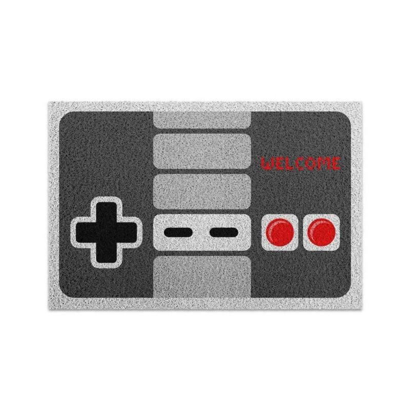 Capacho Gamer Joystick Retrô