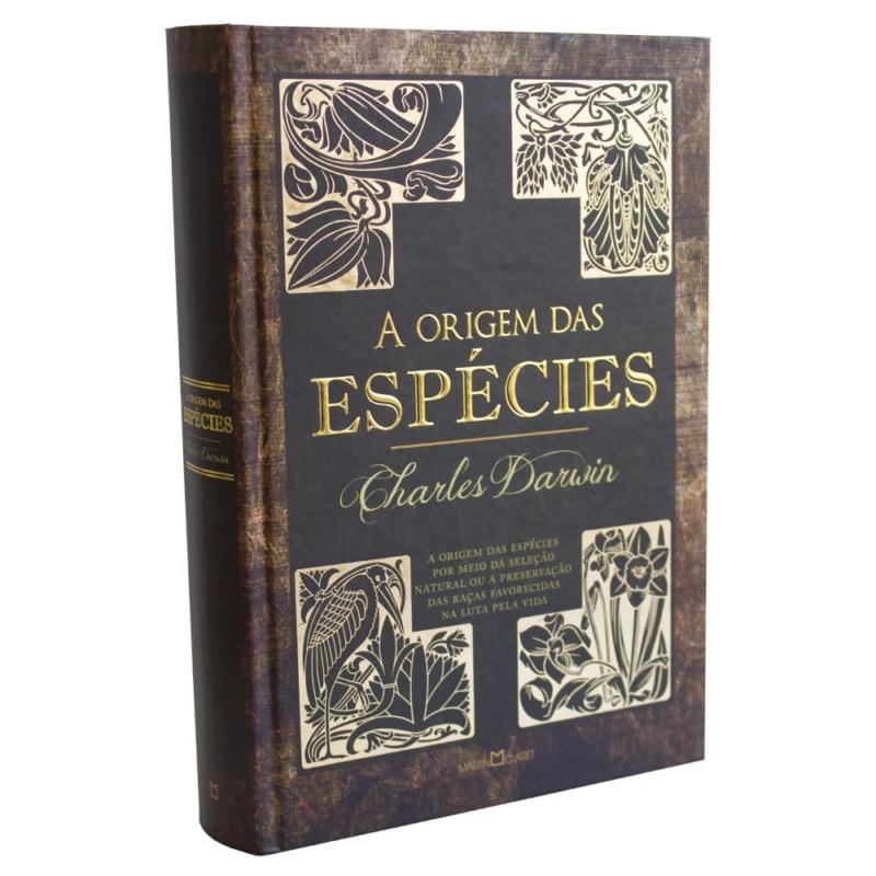 Livro A Origem Das Espécies - Edição Especial - Charles Darwin - Martin Claret