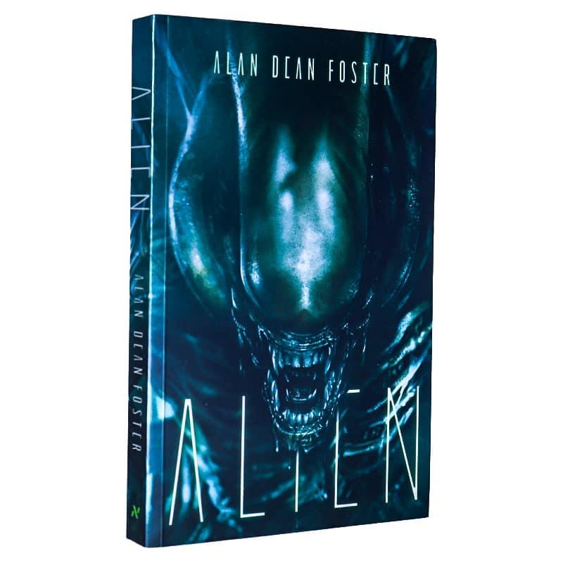 Livro Alien - Alan Dean Foster