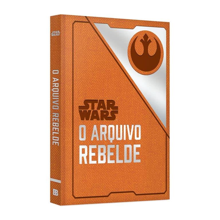 Livro Star Wars: O Arquivo Rebelde - Daniel Wallace