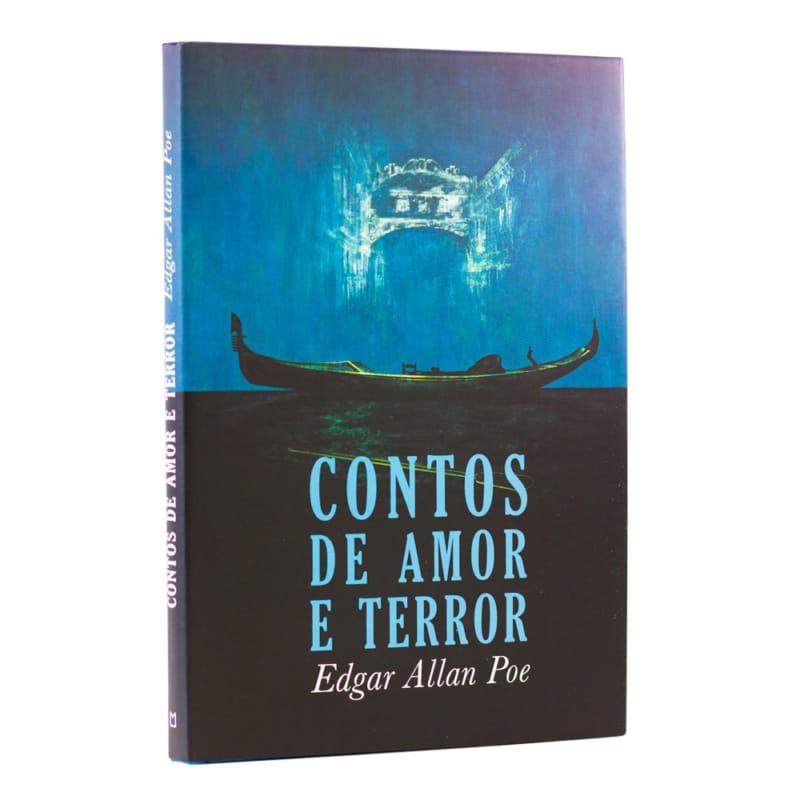 Livro Contos de amor e Terror - Edgar Allan Poe - Martin Claret