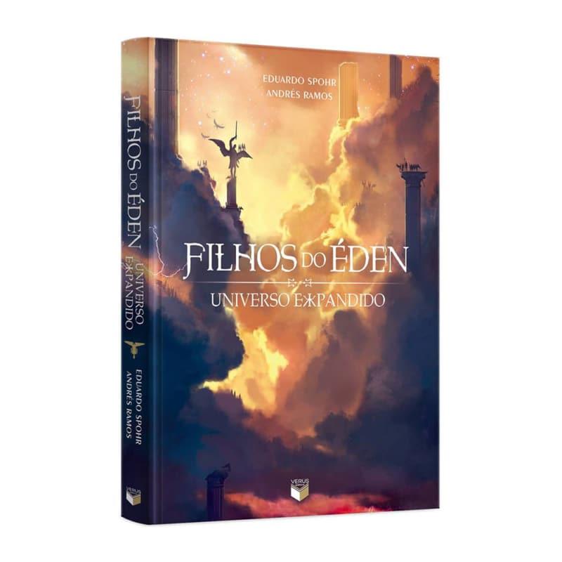 Livro Filhos do Éden: Universo Expandido - Eduardo Spohr - Verus