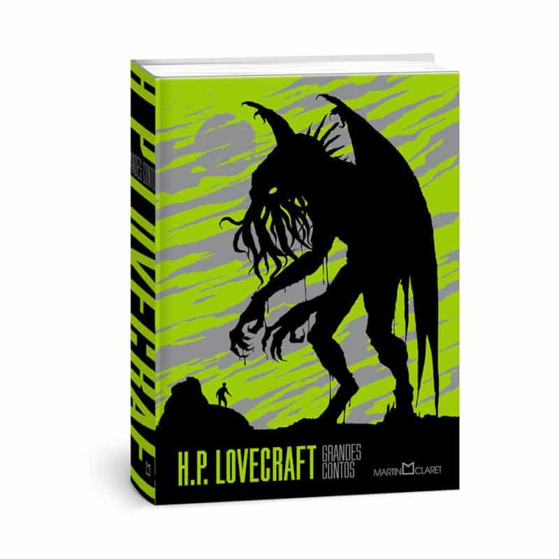 Livro Grandes Contos - Volume 2 - H.P. Lovecraft