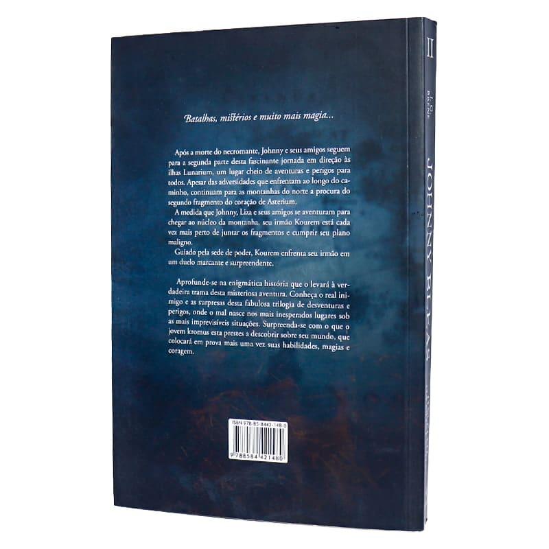 Livro Johnny Bleas: O Núcleo da Montanha - Volume 2 - João Gabriel Brene