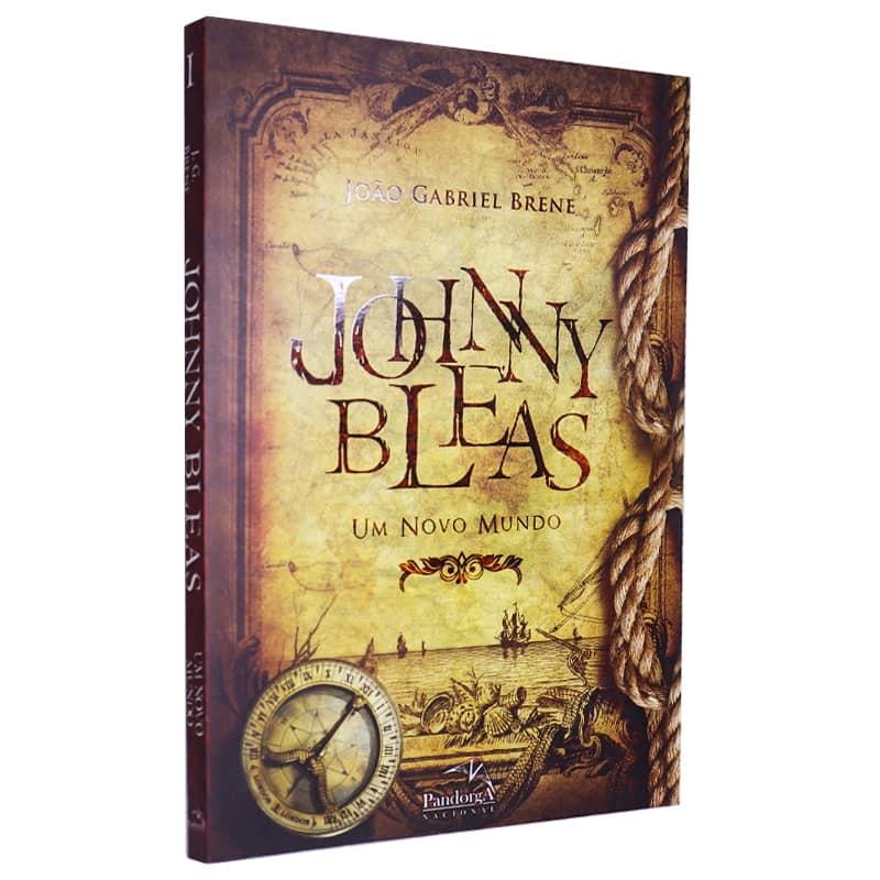 Livro Johnny Bleas: Um Novo Mundo - Volume 1