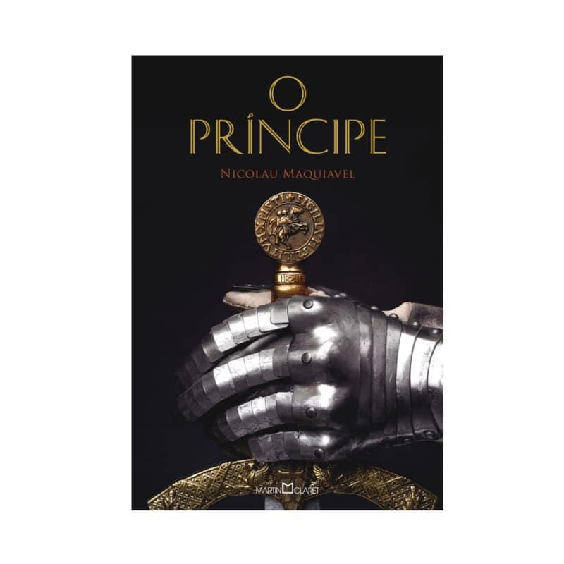 O Príncipe - Edição Antiga - Nicolau Maquiavel - Martin Claret