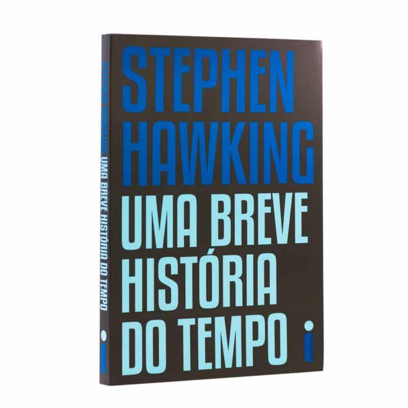 Livro Uma Breve História do Tempo - Stephen Hawking