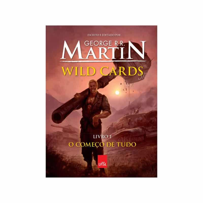 Livro Wild Cards: O Começo de Tudo