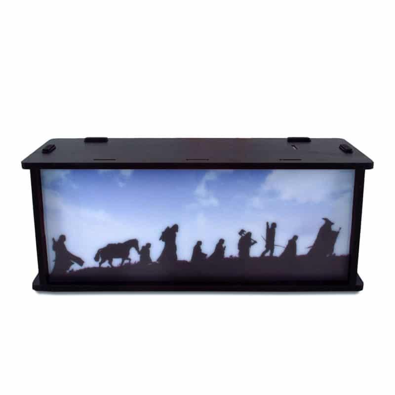 Luminária Display Light - Sociedade