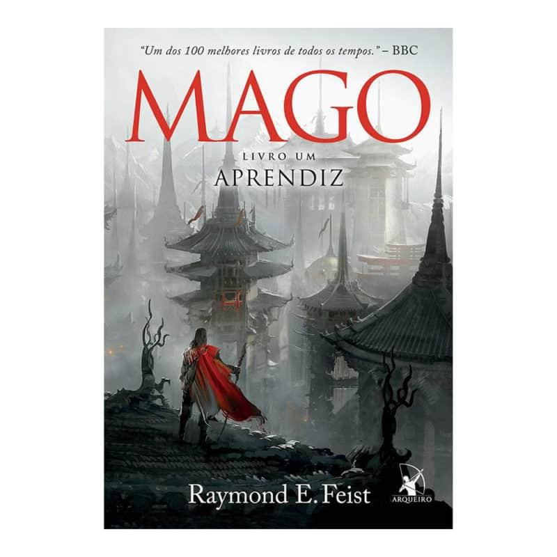 Livro Mago: Aprendiz - Raymond E. Feist