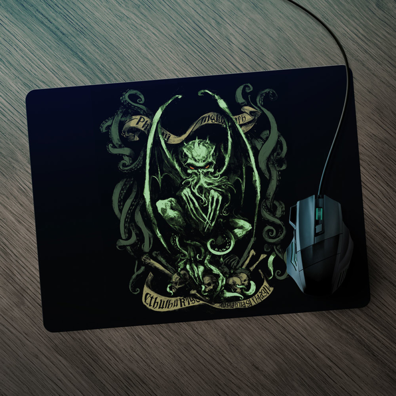 Mousepad Gamer Cthulhu