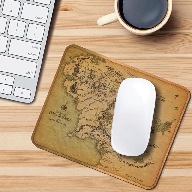 Mouse Pad Terra Média