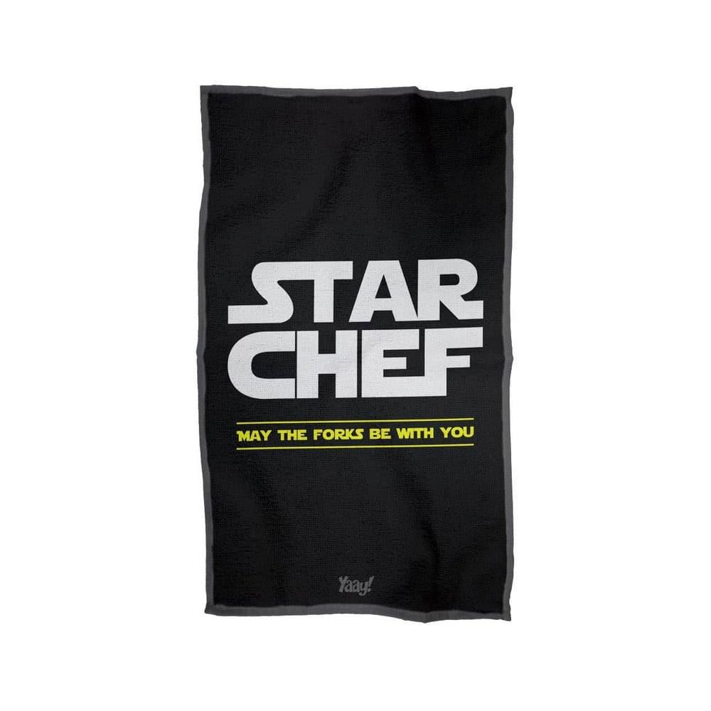 Pano Multiuso Star Chef Microfibra