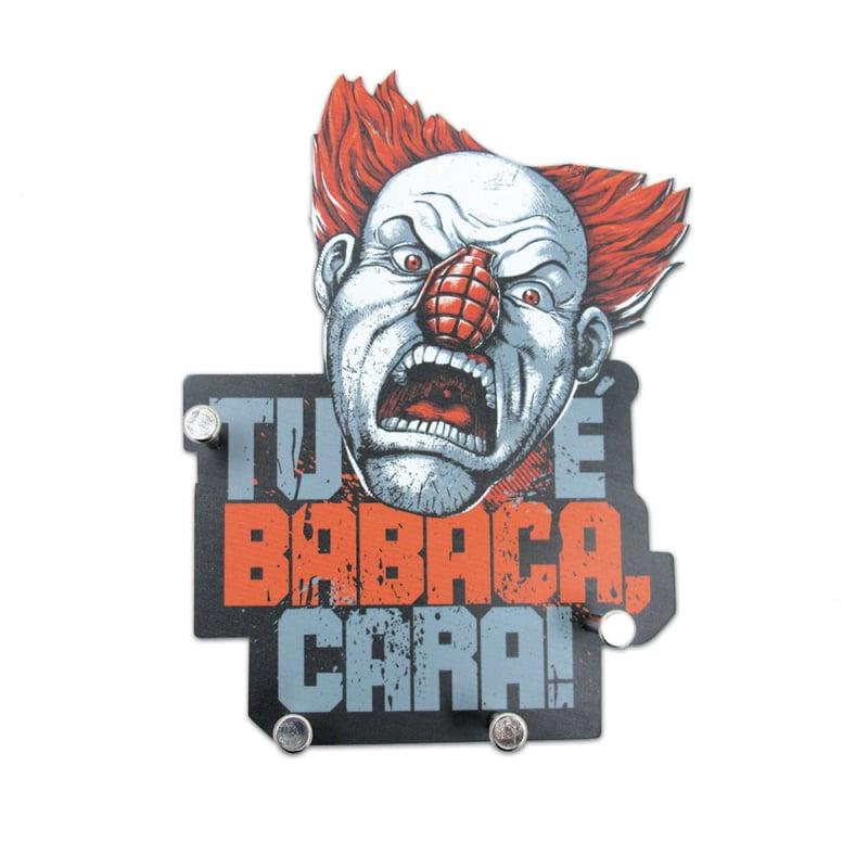 Porta Chaves Ozob - Tú é Babaca