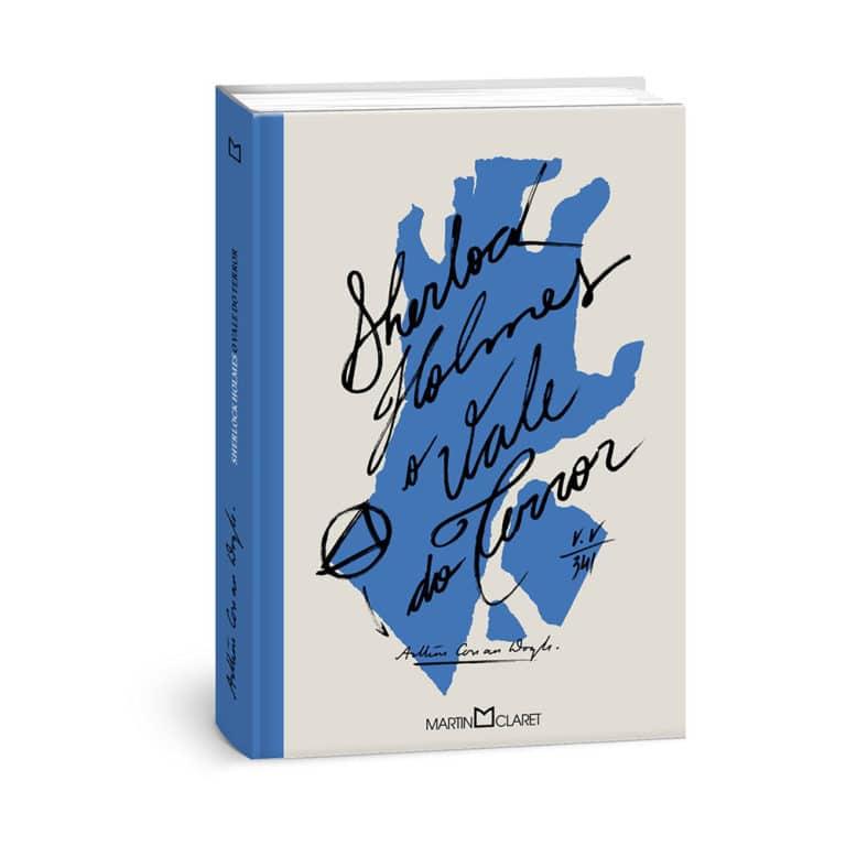 Livro Sherlock Holmes: O Vale do Terror - Arthur Conan Doyle