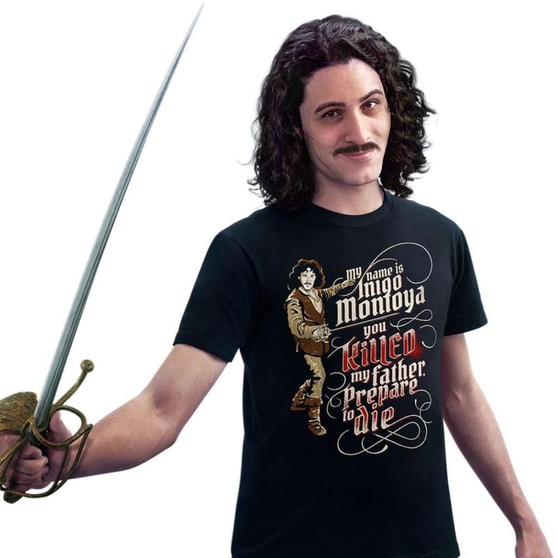 Camiseta Inigo Montoya