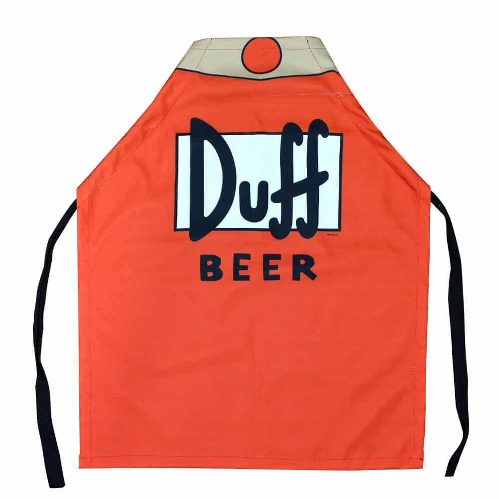 e3c0948fd8506 Avental Duff Beer na Nerdstore