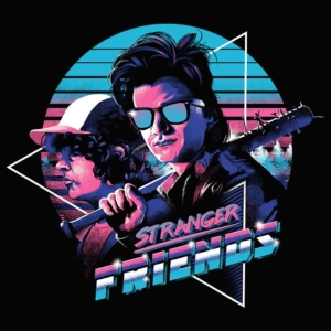 Camiseta Stranger Friends