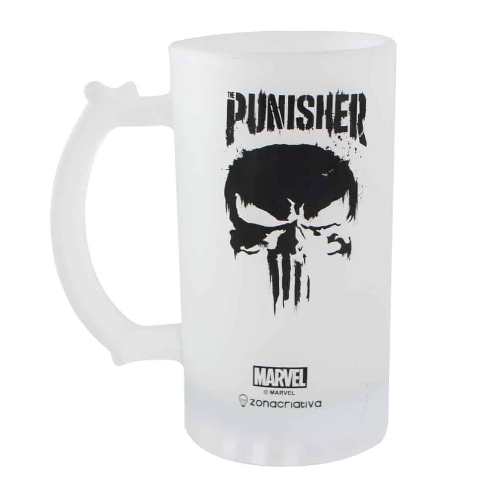 14055cd76a Caneca de Chopp Punisher – Nerdstore