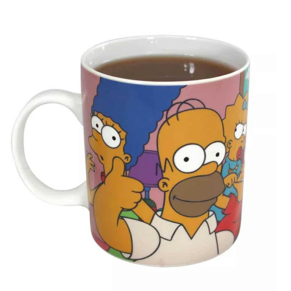 0a63a89ba09ac Caneca Mágica The Simpsons na Nerdstore