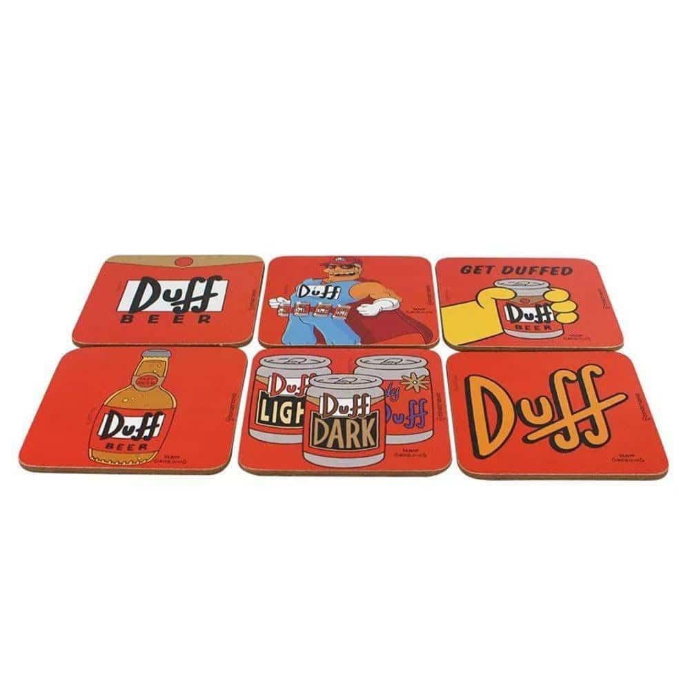 467dcc9011 Kit Porta Copos Duff Beer – Nerdstore
