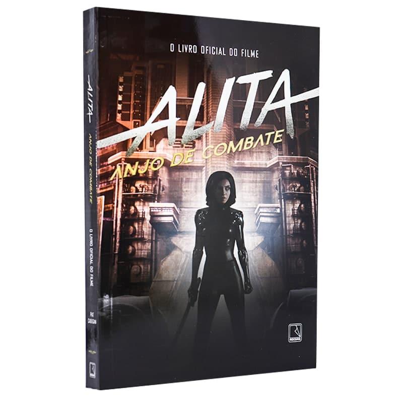 Livro Alita Anjo De Combate - Pat Cadigan