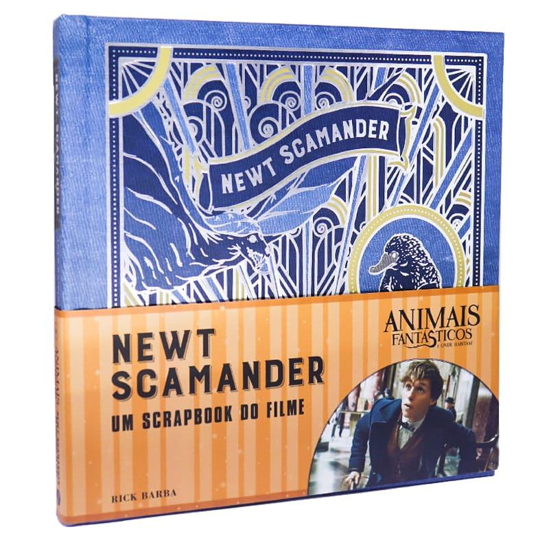 Animais Fantásticos e onde habitam: Newt Scamander