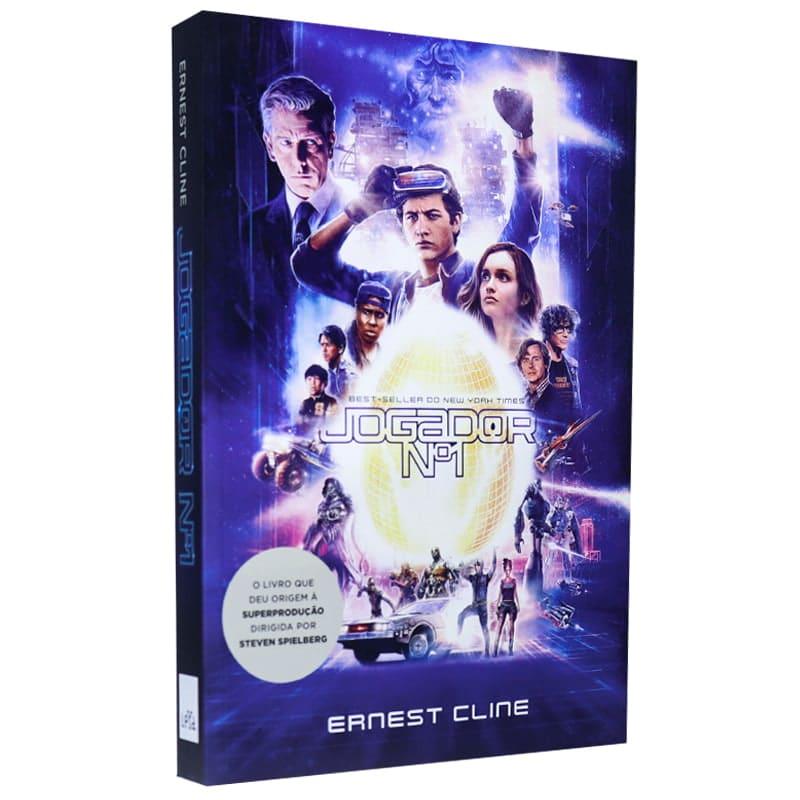 Livro Jogador Nº 1 - Cline Ernest