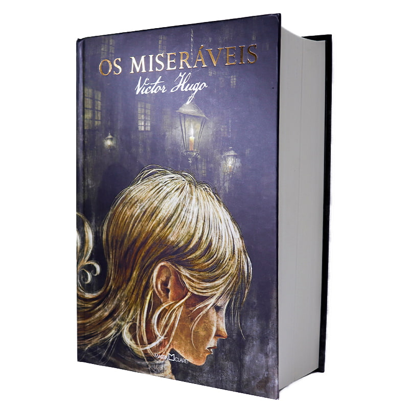 Livro Os Miseráveis - Victor Hugo - Edição Especial