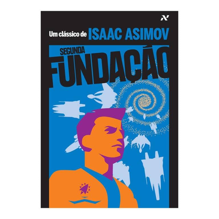 Livro Segunda Fundação - Isaac Asimov