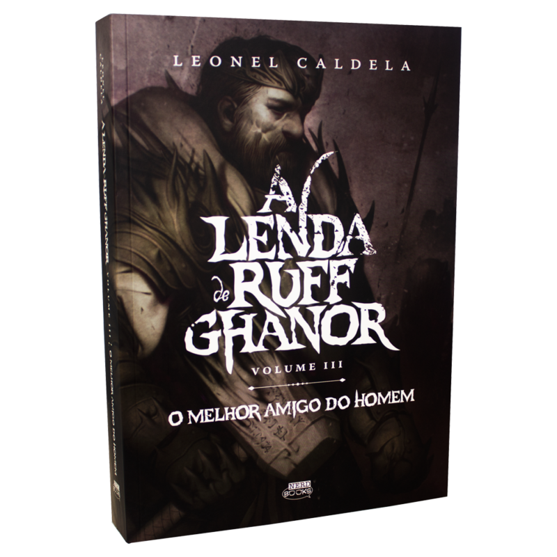 Terceiro Livro sobre a vida e conquistas de Ruff Ghanor
