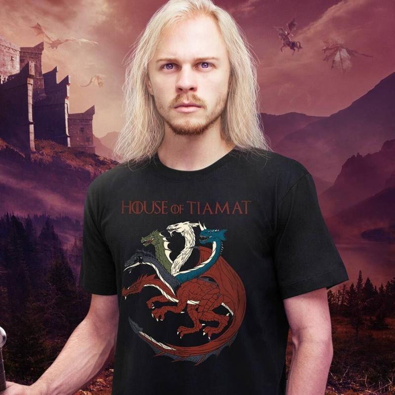 Mashup Game of Thrones com Caverna do Dragão