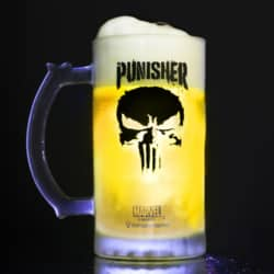Caneca de Chopp Punisher - Marvel