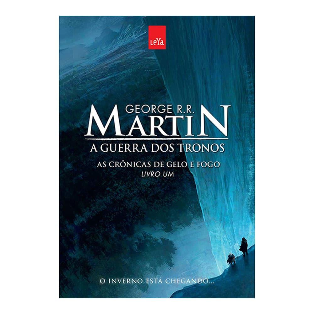62dbd1626 Livro - As Crônicas de Gelo e Fogo - A Guerra dos Tronos Livro Um na ...