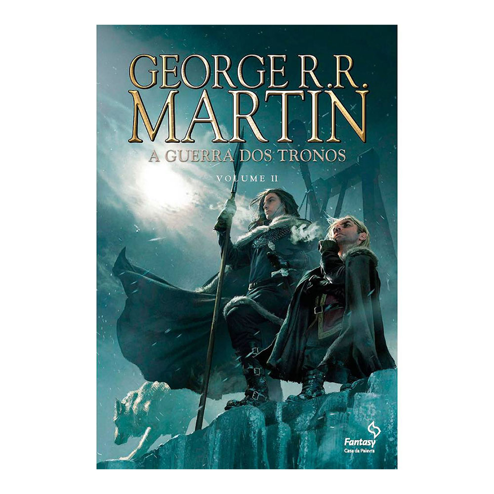 25dda8272 Livro - A Guerra Dos Tronos - Volume 2 (HQ) na Nerdstore