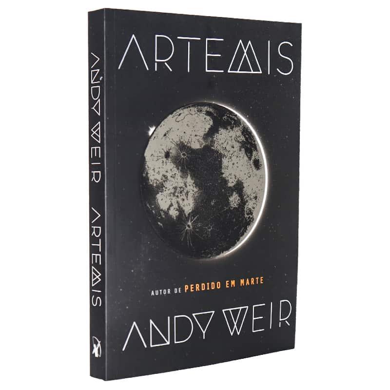 Livro Artemis - Andy Weir