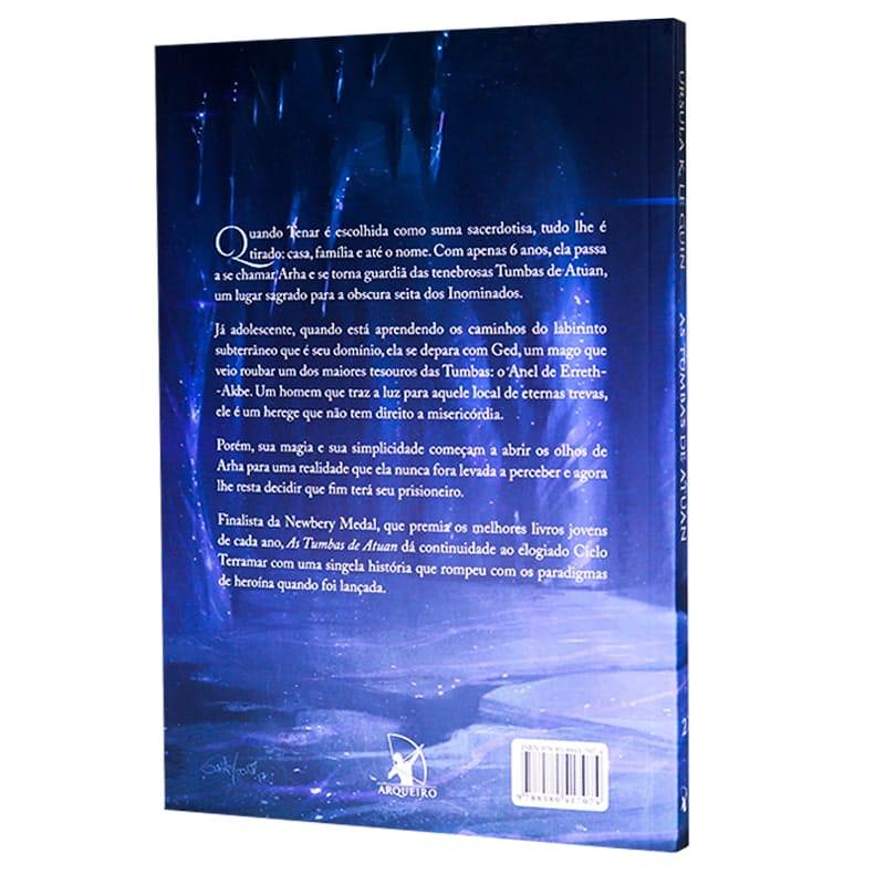 Livro As tumbas de Atuan: Ciclo Terramar - Volume 2 - Ursula K. Le Guin